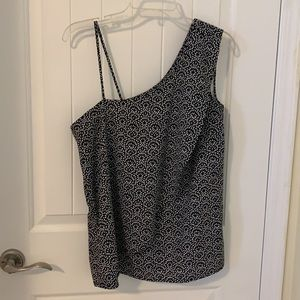 Banana Republic Blouse with Firework Details NWOT
